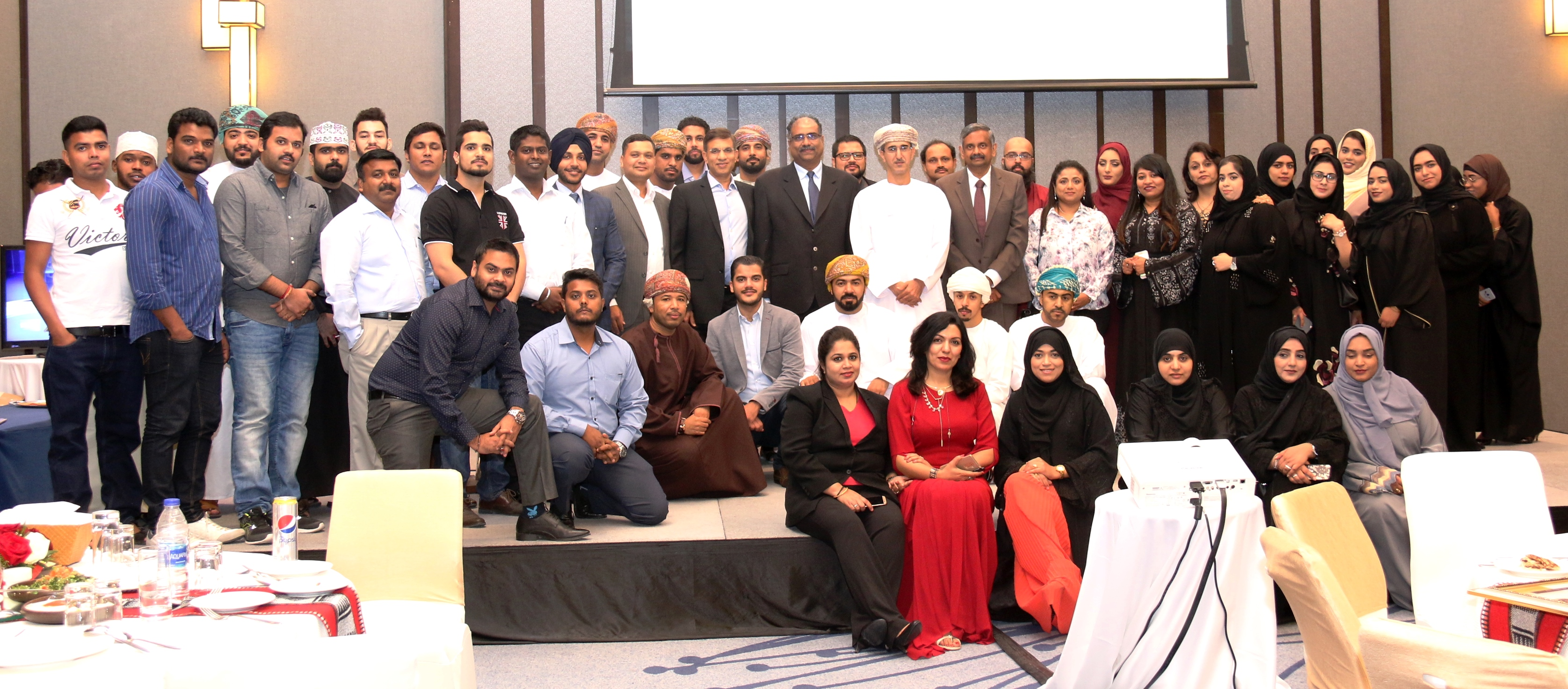 Infoline hosts annual iftar for its employees and customers